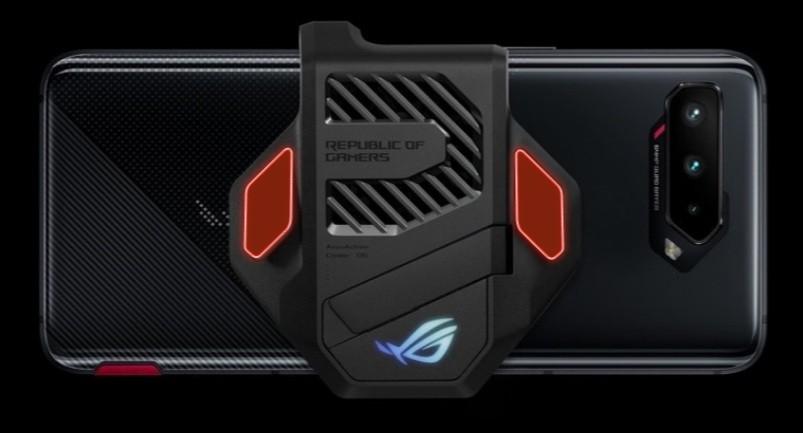 AeroActive Cooler 5を装着することでさらにパフォーマンス向上できる特殊モードXモード+にも対応