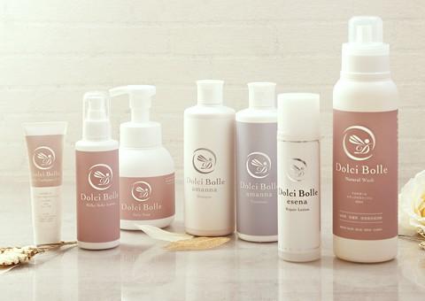 ドルチボーレの肌トラブルに関連商品