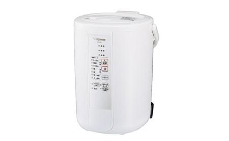 象印スチーム式加湿器【清潔・安心・安全】EERQ50-WA ホワイト